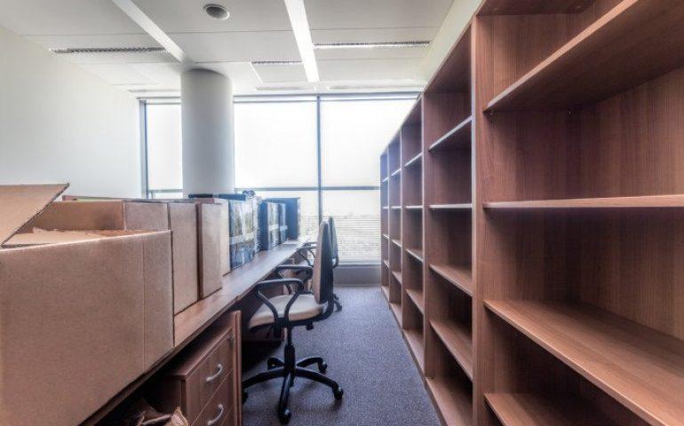 Przeprowadzki biur, firm
