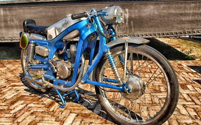 Transport motocykli